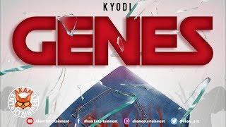 Kyodi - Genes - August 2018