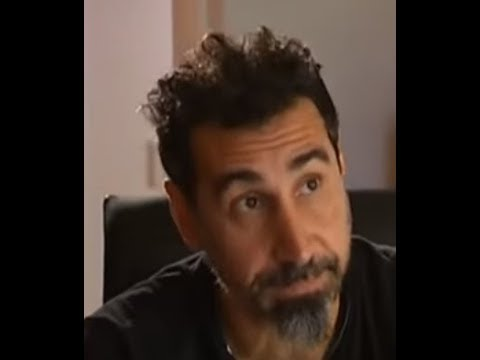 Serj Tankian in studio mixing for new solo EP or new System of a Down..?