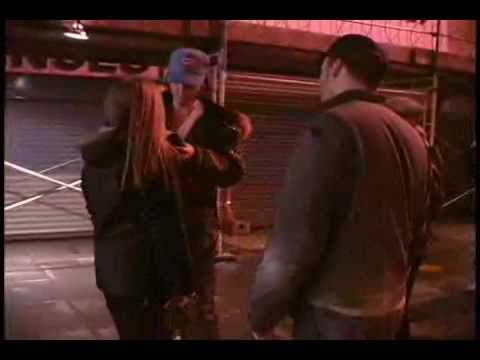 Avril Lavigne - Making Of I'm With You (Parte 3.1)