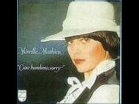 Клип Mireille Mathieu - Ciao, Bambino, Sorry