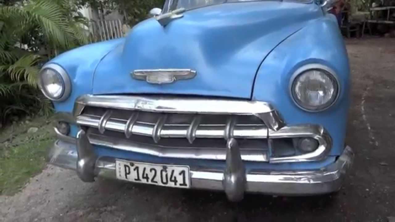 Videos Venta Coches Particulares En Cuba Almendrones La Habana Youtube
