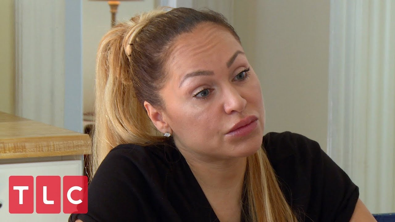 Jesse and Darcey Argue Before Dinner | 90 Day Fiancé: Before the 90 Days