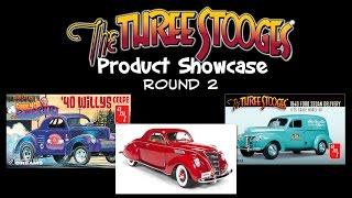 TTS Product Showcase Round 2 Model Cars