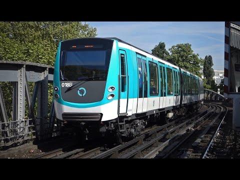 Paris Metro - Jaurès