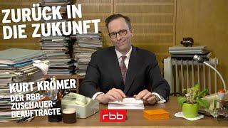 Kurt Krömer – Zurück in die Zukunft
