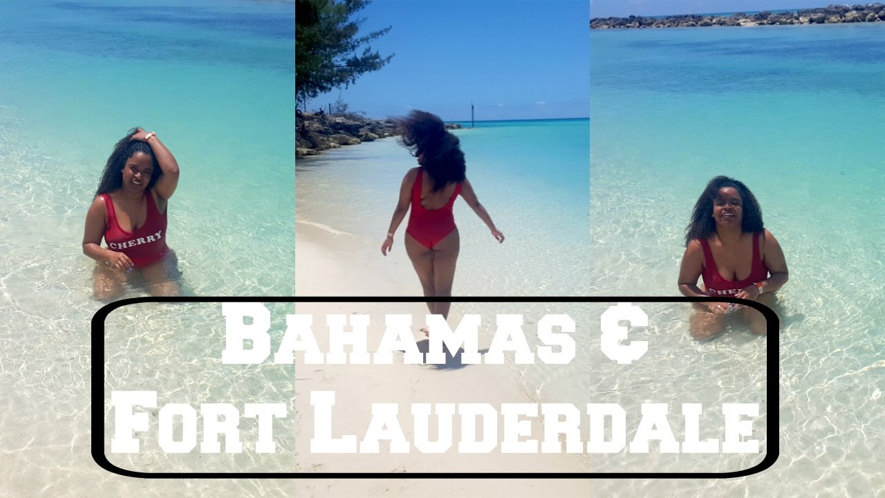 travel diary #1 - bahamas & florida || micaela zola