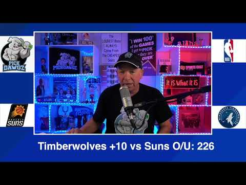 Minnesota Timberwolves vs Phoenix Suns 2/28/21 Free NBA Pick and Prediction NBA Betting Tips