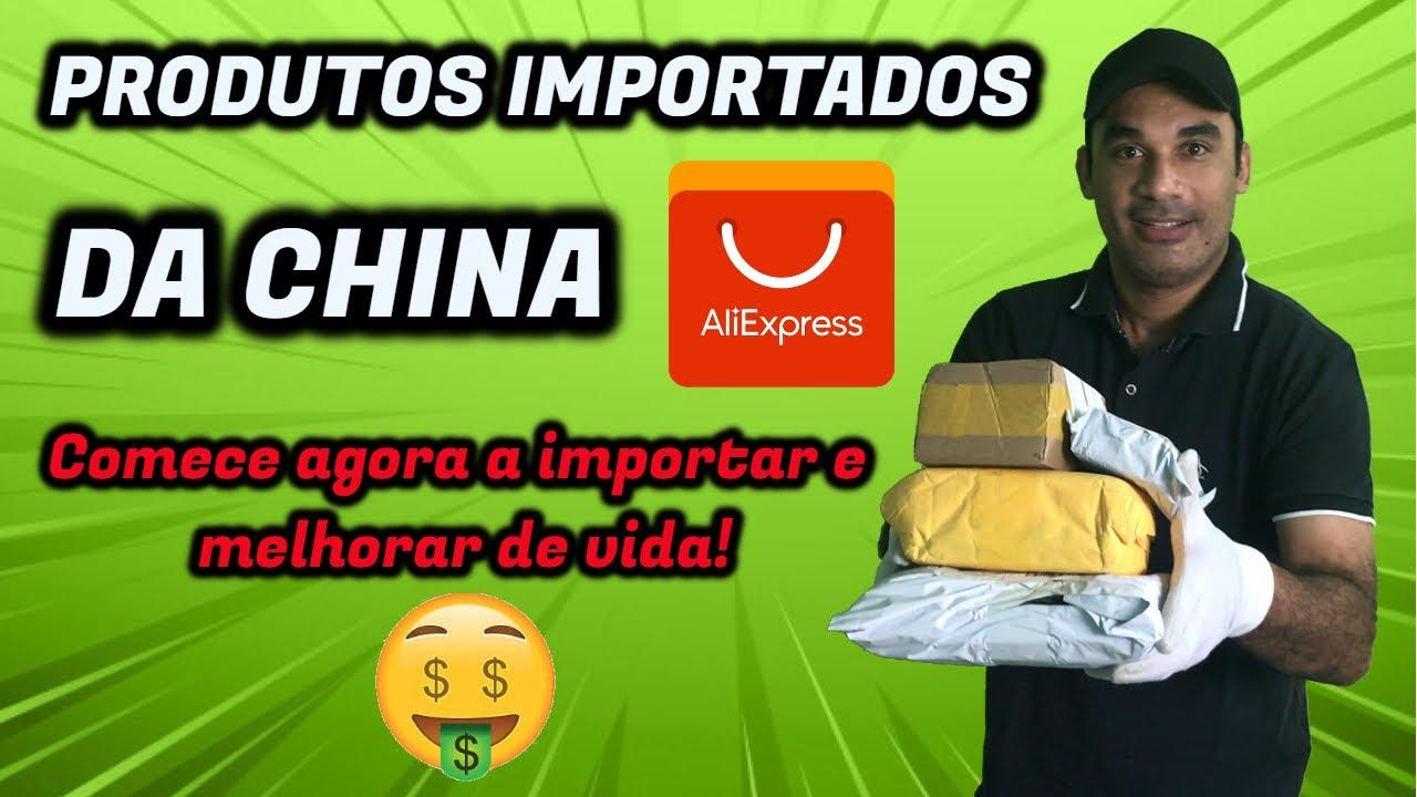 UNBOXING PRODUTOS IMPORTADOS NO ALIEXPRESS | Comece agora a MELHORAR DE VIDA!