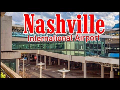 Nashville International Airport - BNA - Nashville, Tennessee
