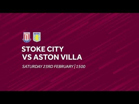 Stoke City 1-1 Aston Villa | Extended highlights