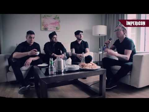 Interview with Billy Talent about AFRAID OF HEIGHTS