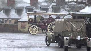 Beamish Museum - Great North Steam Fair 2015 12.4.15