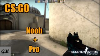 Counter Strike: Global Offensive | Competitive | Me, My Friend, and BOTS