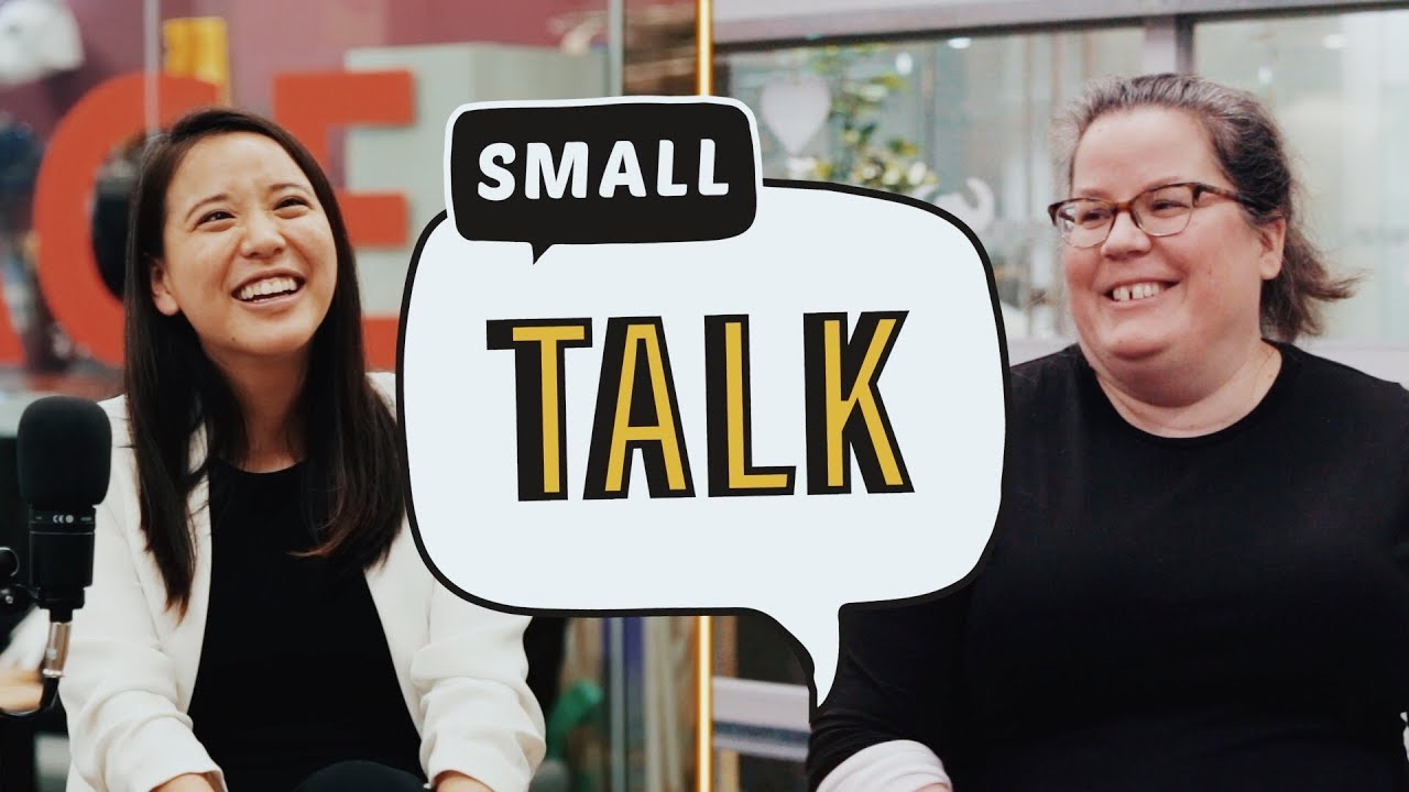 Small Talk: Episode 3 with Dr. Angelica Lim
