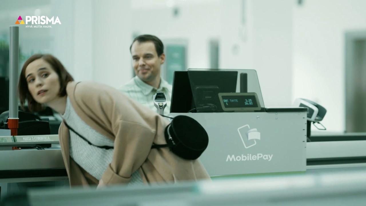 Mobilepay Maksaminen Kassalla