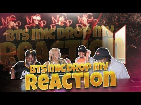 BTS (방탄소년단) 'MIC Drop (Steve Aoki Remix)' Official MV - REACTION | Creating ARMYs!