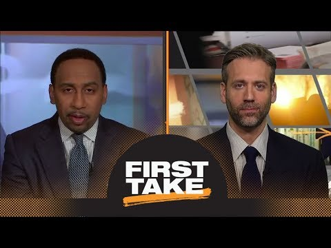 Stephen A. and Max debate: Redskins better off with Kirk Cousins or Alex Smith? | First Take | ESPN