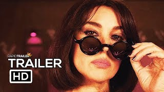 NEKROTONIC Official Trailer (2019) Monica Bellucci, Sci-Fi Movie HD