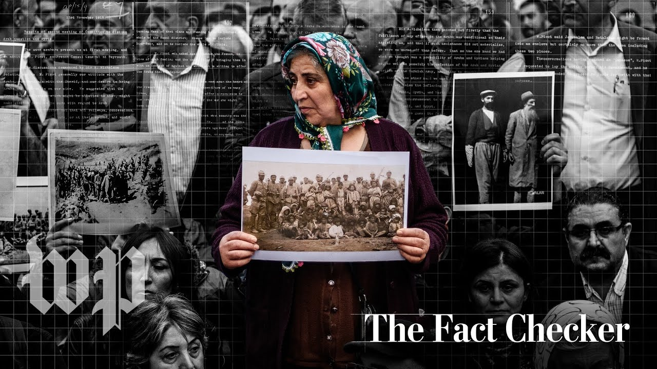 Download The complex history of Turkey and the Kurds, explained | The Fact Checker