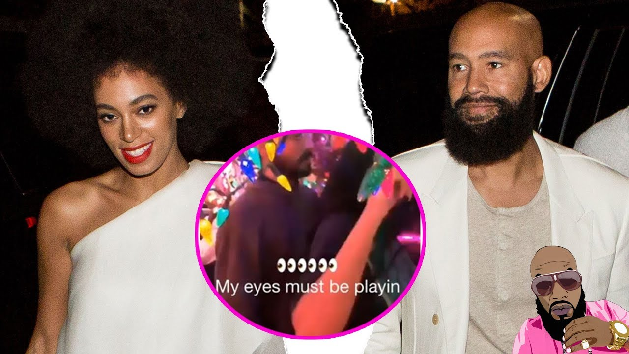 Car Max Near Me >> Solange Knowles Gets CAUGHT CHEATING On Her Husband! - YouTube