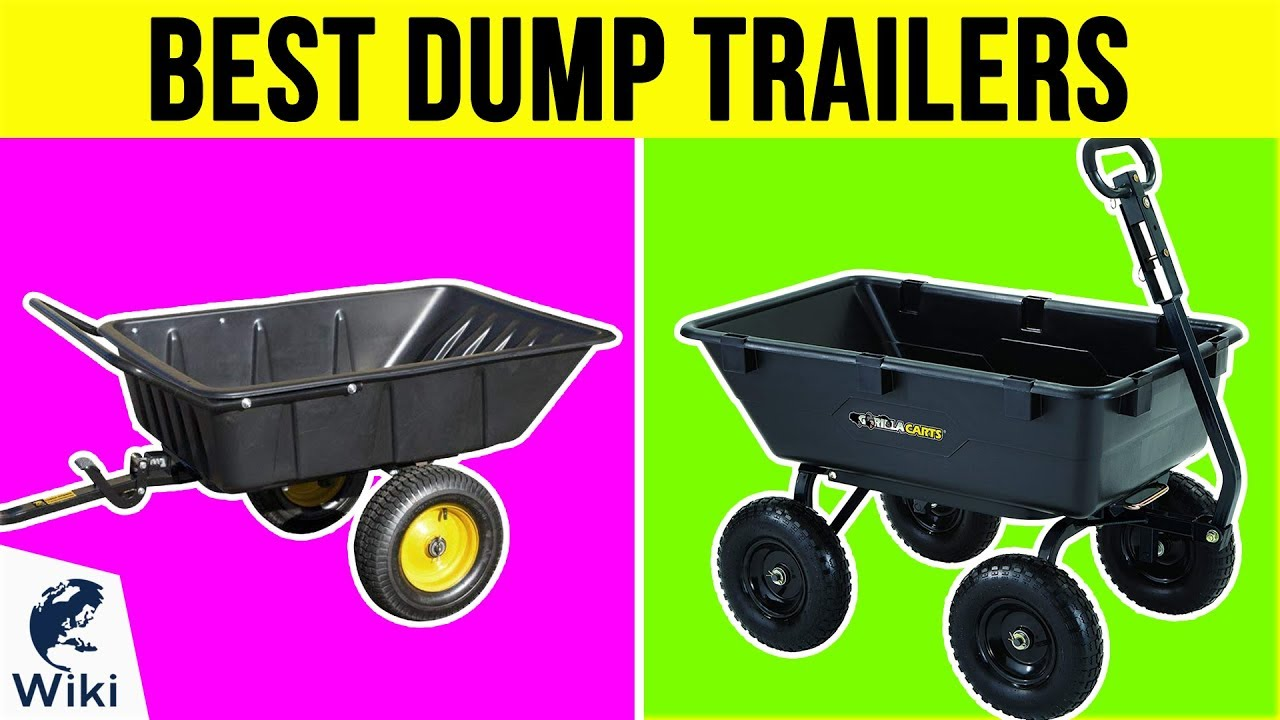 Top 10 Dump Trailers of 2019 | Video Review