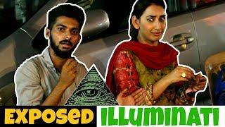 Interview Gone Prank | Exposed Illuminati | Prank In Pakistan