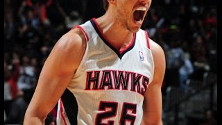 "Kyle Korver 2014-15 Highlights || ""Sharpshooter"" ||"
