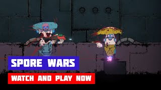 Spore Wars · Game · Gameplay