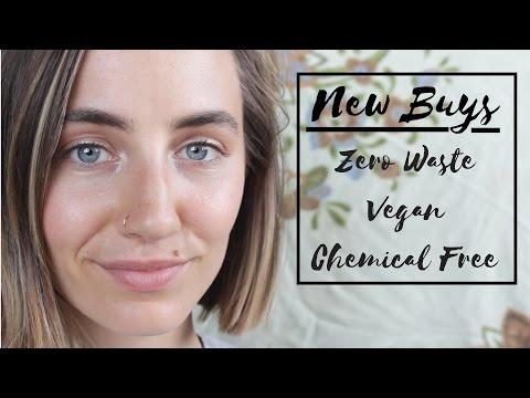 New Buys | Zero Waste, Vegan, Chemical Free