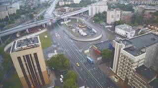 Москва - Нижегородская улица - веб камера 01.07.2020, 00:56