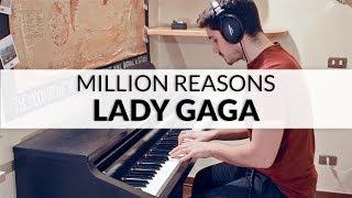 Lady Gaga - Million Reasons (HD Piano Cover)