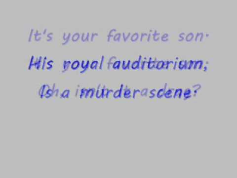 Green Day   Favorite Son Lyrics