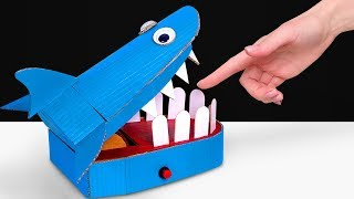 Making Super Hilarious Shark Dentist Toy With The Sharpest Teeth!