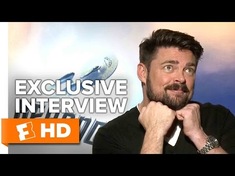Karl Urban & Chris Pine Exclusive 'Star Trek Beyond'  2016 HD