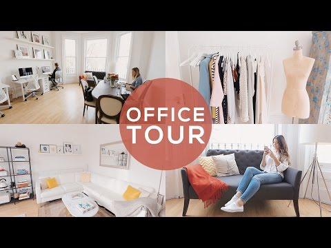 Office Tour | Mimi Ikonn