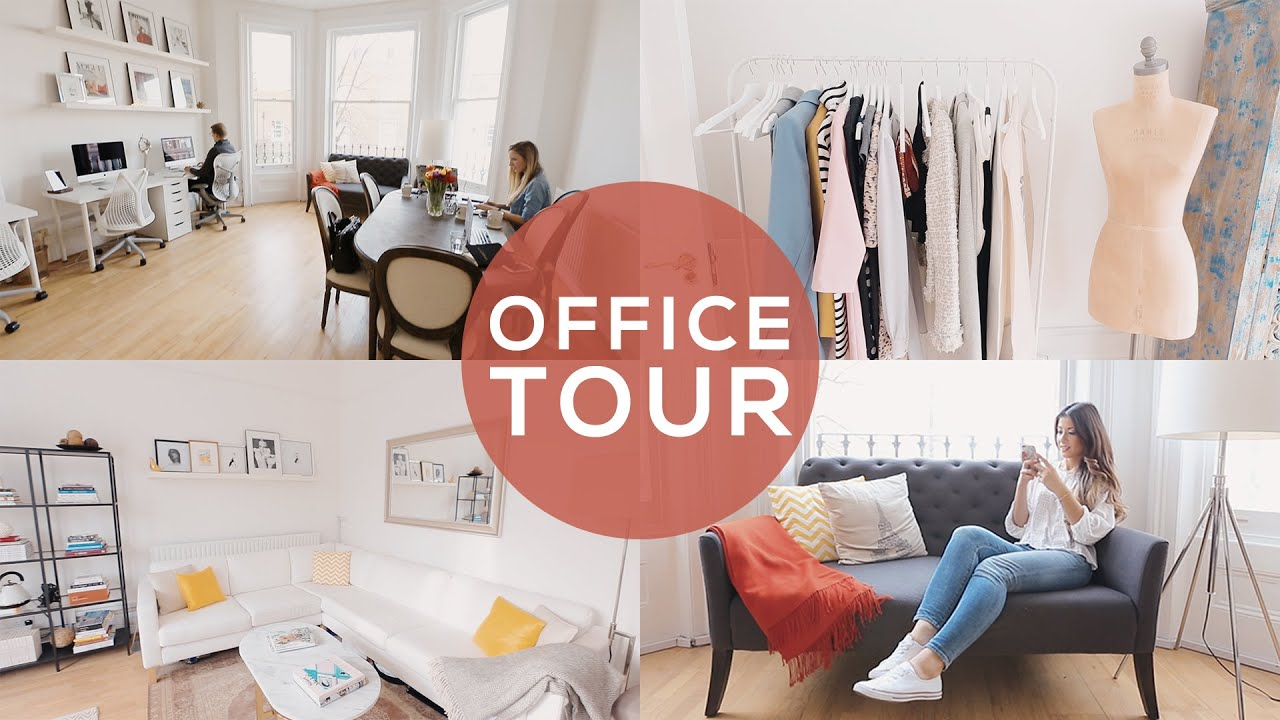 Office Tour Mimi Ikonn Youtube