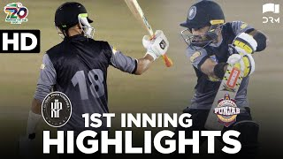 KP vs Southern Punjab | 1st Inning Highlights | Final Match 33 | National T20 Cup 2020 | PCB | NT2E