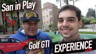 Top Speed Experience - Golf GTI   San in Play