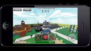 ROBLOX Mobile - OnLine- Co op Compatible with iPhone, iPad, and iPod touch, Smart Phone Android