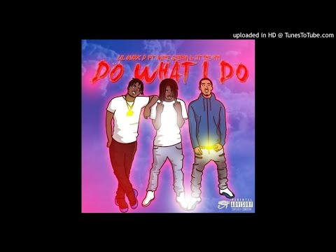 Lil Mark D Ft. Mike Sherm & Jt The 4th - Do What I Do (Prod. TkThisBeatBang)