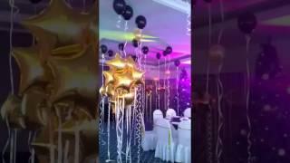 Доставка воздушных шаров Алматы