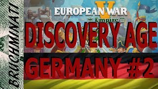 European War 5 | Germany Discovery Age Conquest #2
