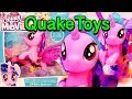 My Little Pony The Movie Glitter and Style Seapony Princess Twilight Sparkle MLP Sea Pony QuakeToys