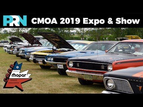 Canadian Mopar Owners Association Saint-Liboire Convention & Car Show