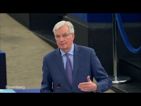 EU's Barnier Says Talks on Brexit Deal Are `Done and Dusted'
