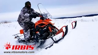 Snowmobile IRBIS T150