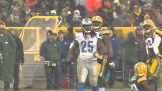 Wired For Sound: Joique Bell at Green Bay