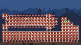 Bad Piggies - HEAVY FIGHTING FIRE ROCKET LAUNCHER! (Field of Dreams)