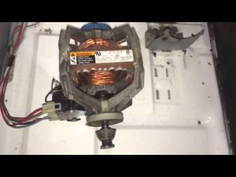 Motor Secadora No Arranca Youtube