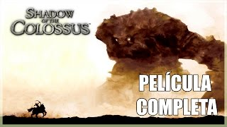 Shadow Of The Colossus HD - Película Completa En Español (Full Movie All Cutscenes)